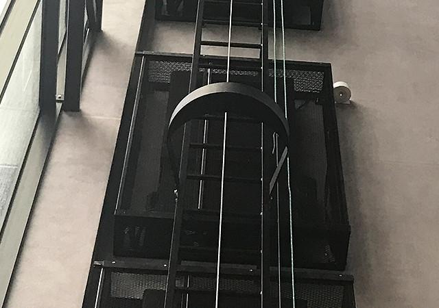 System linowy pionowy