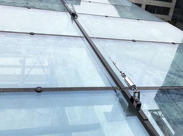 Szklane dachy