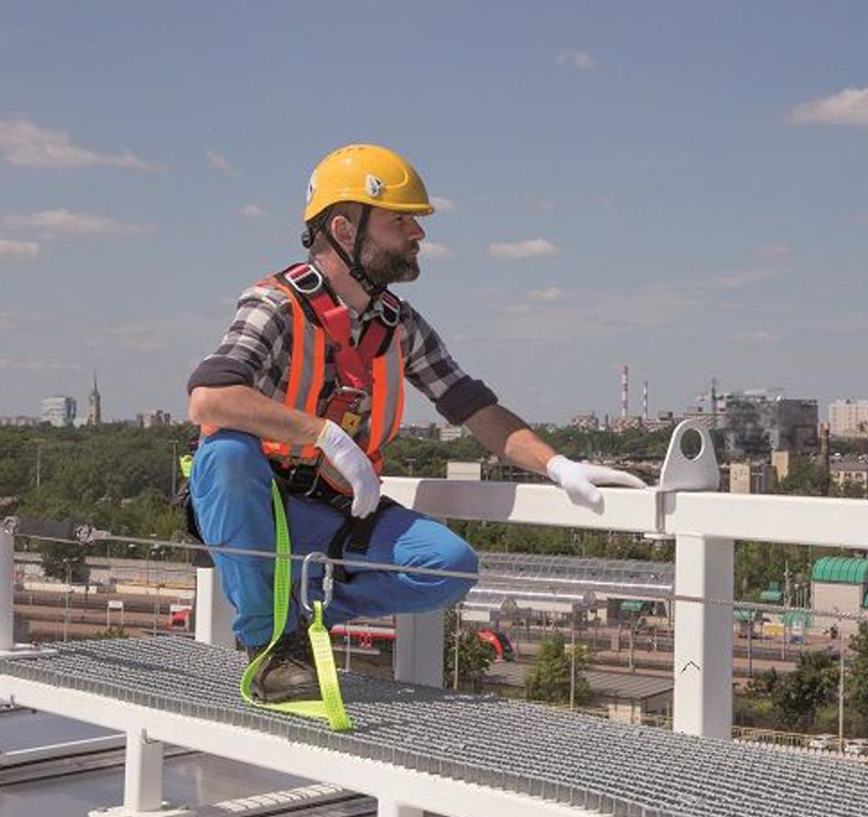 Installation safety system